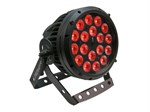 LITECRAFT InLED PAR AT10,  RGBA 4-i-1 18 x 10 W, 25°, DMX, Svart