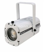 Teclumen Mini Pony 50W LED Fresnell 5000°K On/Off, Vit