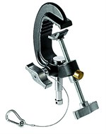 Avenger Quick Action Baby C-clamp med 16mm tapp, Svart