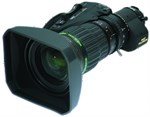 "Fujinon Broadcast 16x6.3 High-End fullservo HD objektiv f 2/3"" kameror"