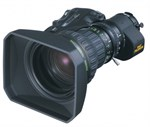 "Fujinon Broadcast 23x7,6 High-End fullservo HD objektiv f 2/3"" kameror"