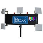 the-boxx SD/HD Meridian Broadcast mottagare. Zero delay.