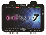 "Convergent Design Odyssey 7. OLED 7,7"" 1280x800 monitor & recorder"