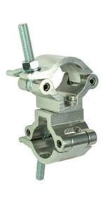 Doughty Lightweight 90° fixed Coupler/clamp