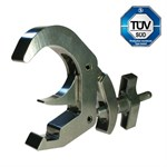 Doughty Quick Trigger Clamp 48-80mm, Svart