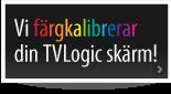 Färgkalibrering av din TVLogic skärm?