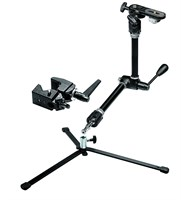 Manfrotto Magic arm kit med kamera fäste, fot och Superclamp