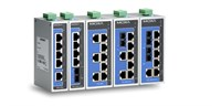 Moxa Ethernet Switch 7+ST