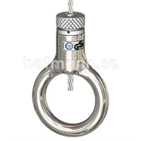 Cable glider typ30 Ring silver