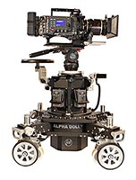 MovieTech Alpha Dolly system