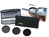 Tiffen Ø49mm Digital Neutral Density Filter Kit glasfilter