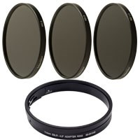 Schneider Ø114mm kompakt ND glasfilter kit