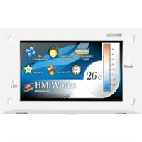 "4,3"" Touch panel till Hdlms"