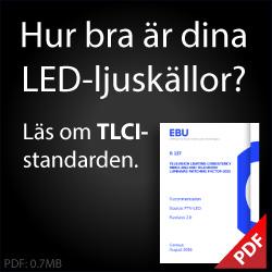 Läs om den nya TLCI-standarden
