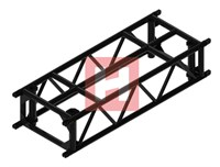 Truss HOFFORK 350 MLT², L=1600mm, rör 48,3 x 4,5mm, stag 30x3mm