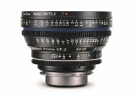 Zeiss Compact Prime CP.2 Super Speed 85mm T1.5 objektiv med PL-mount.