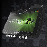 "Convergent Design Odyssey 7Q+. OLED 7,7"" 1280x800 monitor & recorder"
