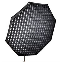 "Creamsource Sky & SpaceX 1200W 40° Snap Grid för DoP 5"" Octa Snapbag"