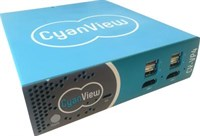 CyanView 4x3G/1x4K Video Processor w color correction