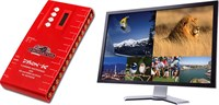 Decimator DMON-6S multiviewer. 6x3G/SDI in m loop & 1xHDMI/2x3G/SDI ut