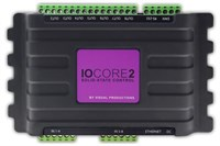 Visual IOCore2 8 GPI 8 GPO/analog DMX ArtNet I RS-232
