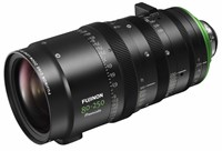 Fujinon Premista Large Format HD Zoom 80-250mm T2.9-3.5 med PL mount