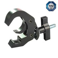 Doughty SL Quick Trigger Clamp, Svart