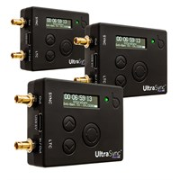 Timecode Systems 3-pack UltraSync ONE TRX master/slave