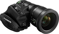 Fujinon Cabrio HD Zoom 20-120mm T3.5 m PL mount & DigiPower motorenhet