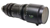 Fujinon Cabrio HD Zoom 25-300mm T3.5 m PL mount